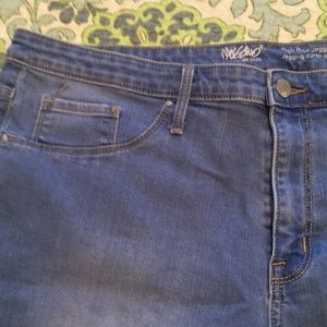 Mossimo Supply Co. Jeans - Mossimo jegging crop